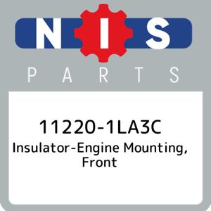 11220-1LA3C Nissan Insulator-engine mounting front 112201LA3C New Genuine OEM