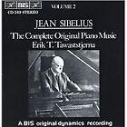 Jean Sibelius - Sibelius: Complete Original Piano Music, Vol. 2 (1987)