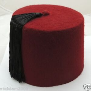 Image is loading Fez-Authentic-Turkish-Ottoman-Hat-Tarboosh-Special-orders- 9d24bb5aedb1