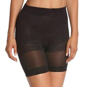 11798f6763 New Lytess Corrective Slimming Duo Push Up Panty Shapewear in Black ...