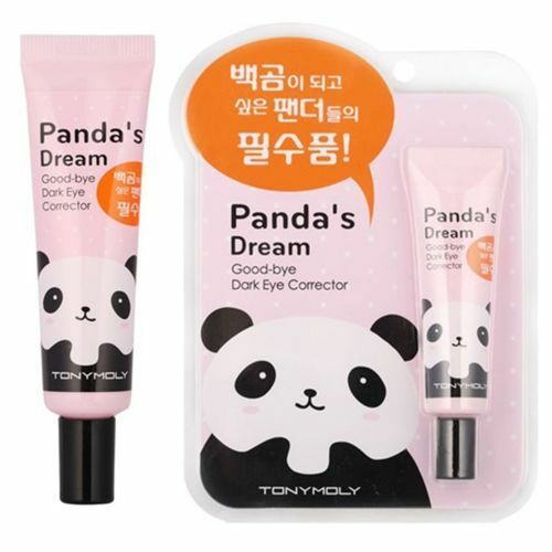 TONYMOLY Panda's Dream Good Bye Dark Eye Corrector +Panda's Dream Eye Patch 5PCS