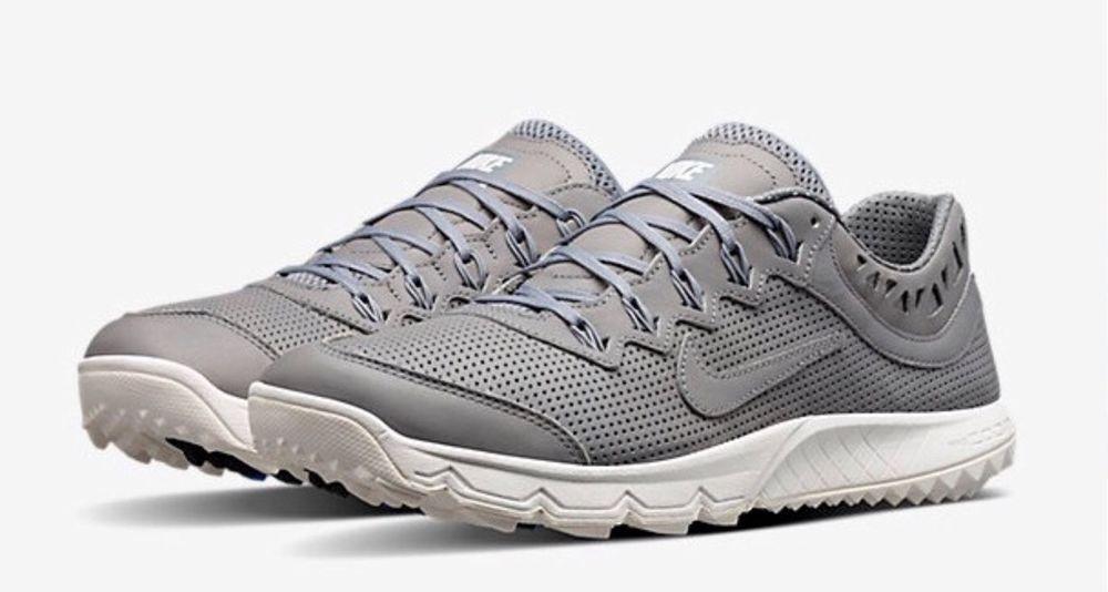 Nike NikeLab Zoom Terra Kiger 2 SP (813041-001) Grey Men's Size 8