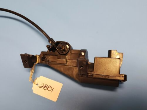 Power Trunk Latch Release Actuator Gm with Cable 16640852