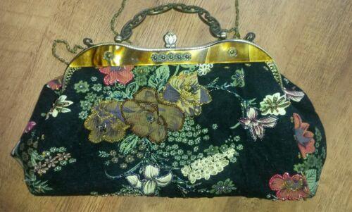 Wilson Handbag Butler Embellished And Vintage Embroideredamp; Nwot LSUqpMzVG