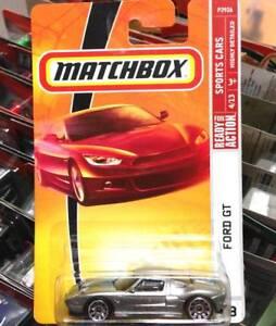 Matchbox-Ford-GT-ZAMAC