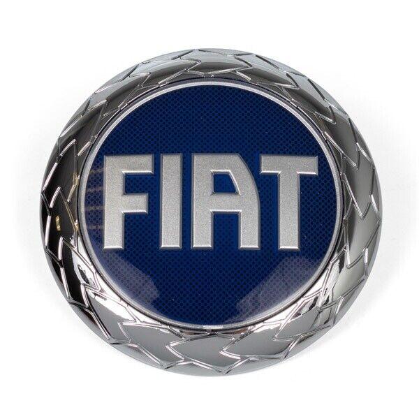 Original Fiat Emblem Logo Firmenzeichen vorne Croma Punto Doblo Stilo 46832366