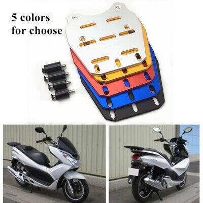 Motorbike top box luggage Rear Bracket Carriers for honda pcx 125 150 2018  2019 | eBay