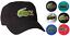 Lacoste-Men-039-s-Classic-Gabardine-Premium-Cotton-Big-Croc-Logo-Adjustable-Hat-Cap