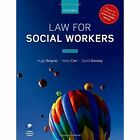 Law for Social Workers by David Goosey, Hugh Brayne, Helen Carr (Paperback, 2014)