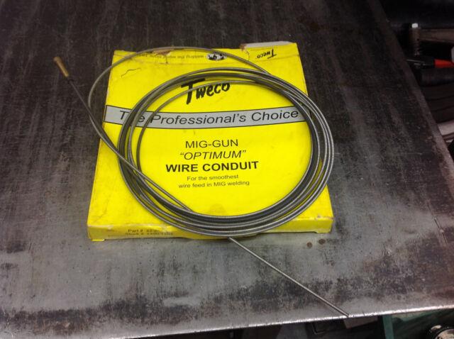 Tweco 42-23-15 OEM Mig Gun Liner Wire Conduit Welder Part.  NEW OLD STOCK