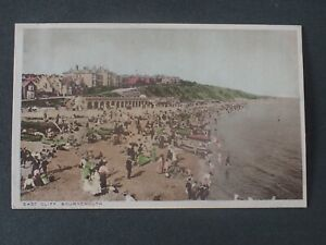 Vintage-Postcard-East-Cliff-Bournemouth-354