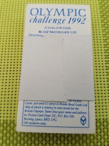 Complete Set Of Brooke Bond Tea Cards  OLYMPIC CHALLENGE 1992 - Oldham, United Kingdom - Complete Set Of Brooke Bond Tea Cards  OLYMPIC CHALLENGE 1992 - Oldham, United Kingdom