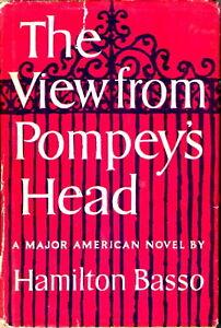 View From Pompey's Head by Hamilton Basso HCDJ 1954 BCE | eBay