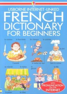 Usborne-Beginner-039-s-French-Dictionary-By-Helen-Davies-Francoise-Holmes