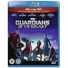 Guardians of The Galaxy Marvel 3d & 2d Bly Ray Cert 12