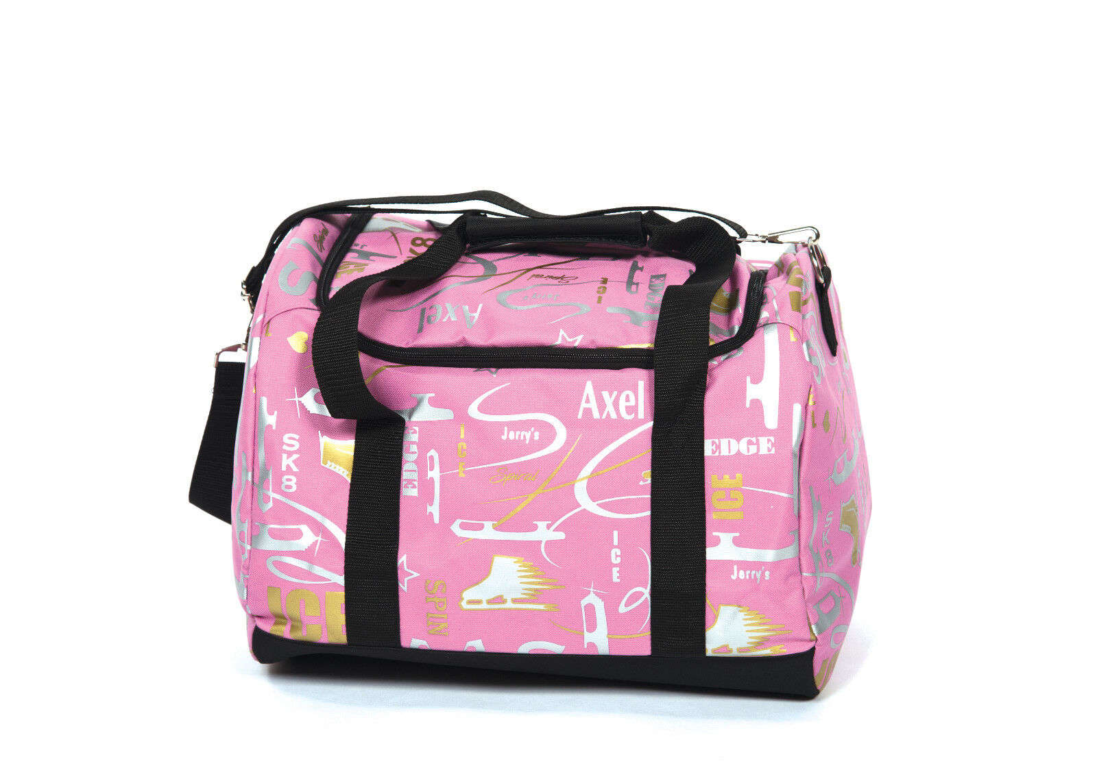 Figure Skating Bags Bag Jerry's 6090 Ice Pink Grafitti Carry All