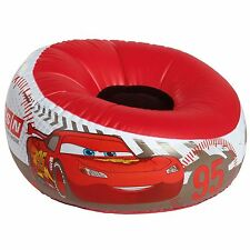 DISNEY CARS LARGE INFLATABLE CHAIR NEW