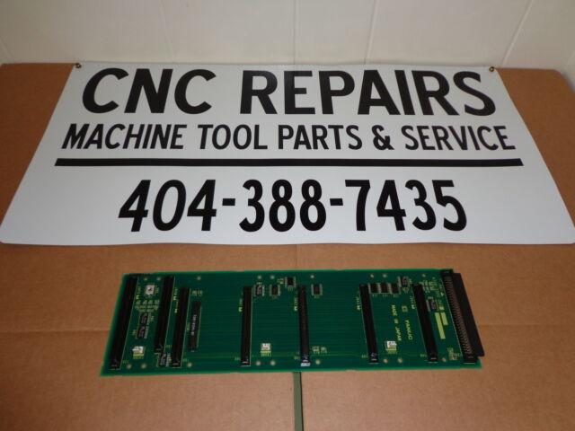 RECONDITIONED FANUC BACKPLANE PCB BOARD (  A20B-2000-0650 )