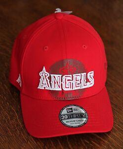 Oakley Los Angeles Anaheim Angels Red Baseball Hat Cap Men s Size M ... ca433a8baab8
