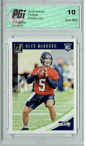 Alex-McGough-2018-Donruss-Football-390-Rookie-Card-PGI-10