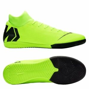 5095996e2 Nike Mercurial SuperflyX VI IC Indoor 2018 DF Academy Soccer Shoes ...