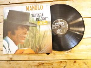 MANOLO-GUITARA-DE-ORO-LP-33T-VINYLE-COVER-EX-ORIGINAL-1976