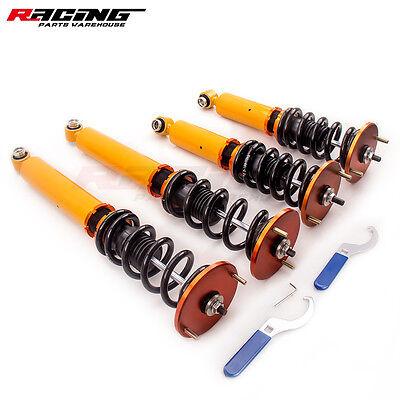 Full Coilovers Shock Absorber For Nissan Skyline R33 GTST RB25DET Spring Strut