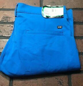 Haggar-C18-Flat-Front-Sport-Pants-Men-039-s-Size-30-x-30
