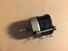 Vintage Colvern Dual Potentiometer 160 ohm & 16k ohm Wire Wound TESTED 1950s