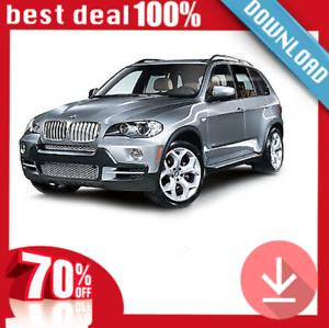 2007-2011 BMW X5 WORKSHOP OEM SERVICE REPAIR FACTORY MANUAL