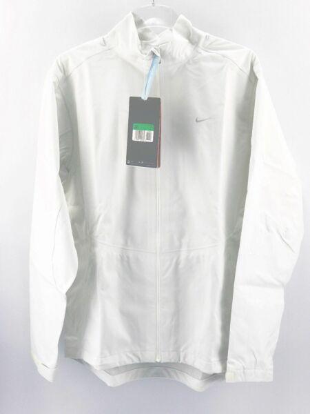Nike Damen Jacke Trainingsjacke Storm-Fit Grau Gr. L