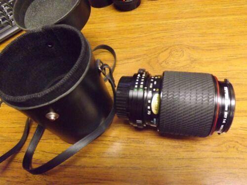 TOKINA SD 70-210mm F4-5.6 AF ZOOM for Minolta w/ Case