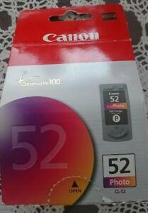 Canon-cl-52-Photo-cartridge