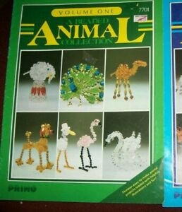 A-BEADED-ANIMAL-COLLECTION-BOOKS-1-amp-2