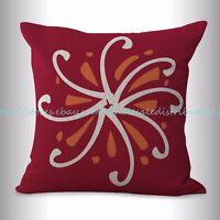 Us Seller, Decorative Cushion Covers Summer Garden Geometric Cushion Cover