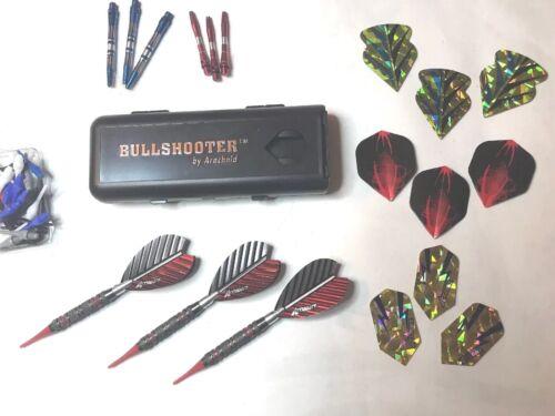 FREE Ship Butterflies Bullshooter Arachnid soft tip darts AccuDart Tune Up Kit