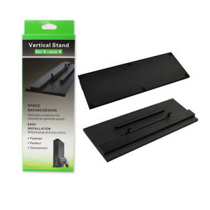 Vertical Stand Cradle Holder For Xbox One X Console 419961827418 Ebay