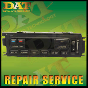 Details about Ford Lincoln Mercury Climate Control Repair Service