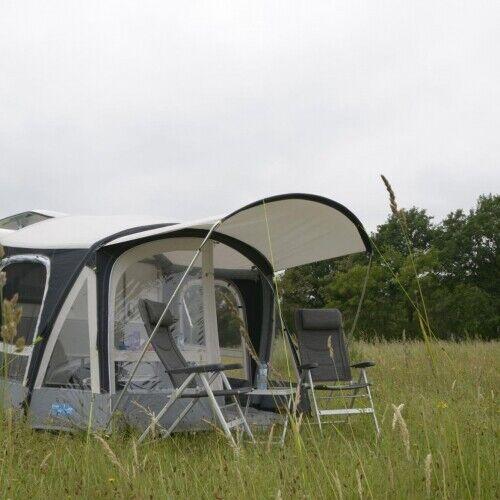 Kampa Pop Air Pro 290 Canopy Sonnensegel UV-Schutz Schattenspender Weiß