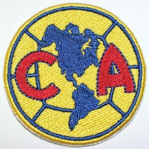 Club-America-Mexican-Soccer-Club-Iron-on-Patch