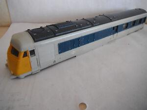 Adaptable Triang Hornby Later Blue Grey Diesel Pullman Double Arrow Coach Body R556 R555 Beau Travail