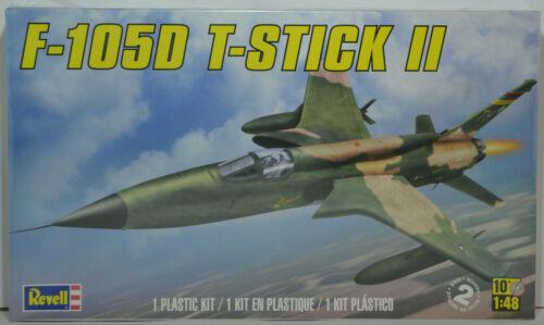Revell Monogram 85-5866  F-105D T-Stick II  1:48