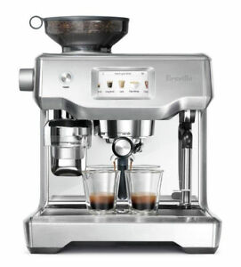 Breville BES990BSS The Oracle Touch 2400W Coffee Machine - Silver - RRP $3499.00