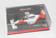 1/43 McLaren Honda MP4/5B  1990 Season  Gerhard Berger