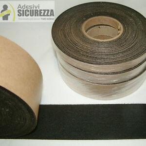 Nastro pellicola adesiva in velluto nero wrapping tuning decorazione auto 15MT *