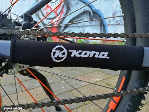 Bike Fahrrad Kona W Chain Slapper Protection Kettenstrebenschutz 2