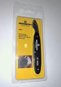Brand-New-Bergeon-4932-Watch-Case-Back-Opener-Knife-Tool-Swiss-Made-Watchmaker