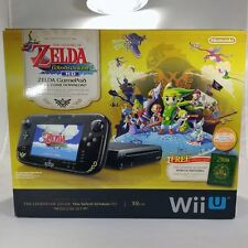 Nintendo Wii U The Legend of Zelda The Wind Waker 32GB Limited Edition Console