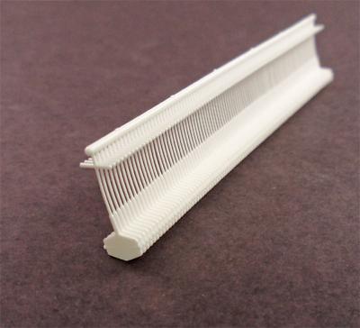 "10,000 Avery Dennison White Fine Fabric Barb Fasteners 3//4/"" Tags Nylon 10696-0"