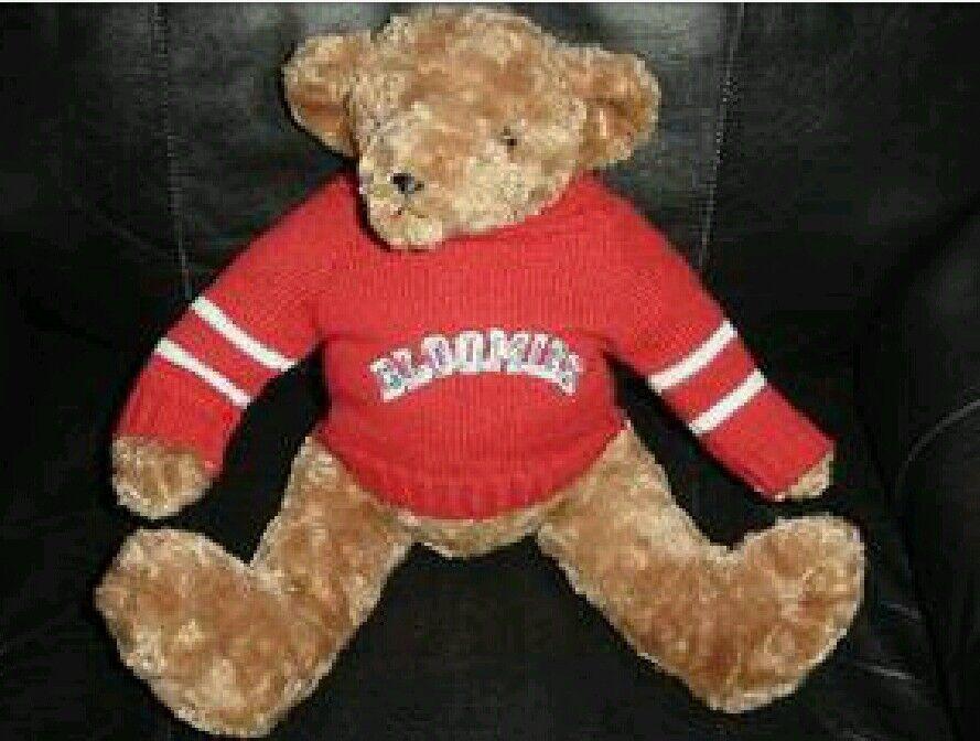 2002 BESTEVER Bloomingdales Bloomingdales Bloomingdales Braun Bear》Wearing ROT BLOOMIES Sweater》16
